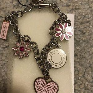 Beautiful Authentic Coach bracelet